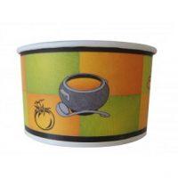 Bol din carton pentru supa/ciorba